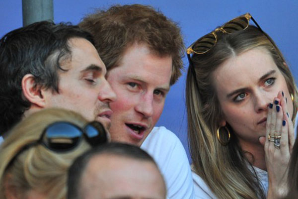 Prince Harry and Cressida Bonas call it quits after two year relationship