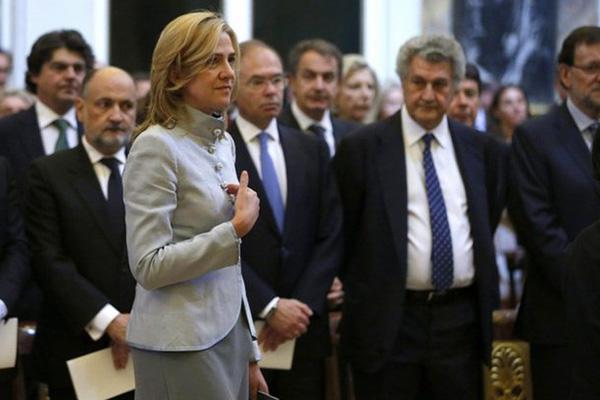 Spanish princess Infanta Cristina summoned over fraud