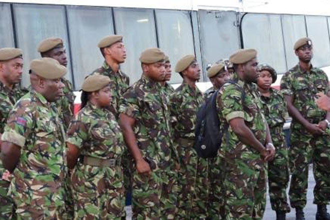 British territories mobilise support for Dominica