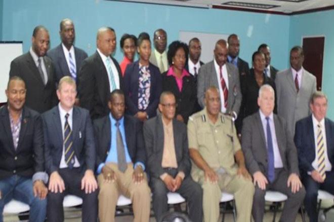 RSCNPF Praised, Advanced Serious crimes Investigators Course Ends