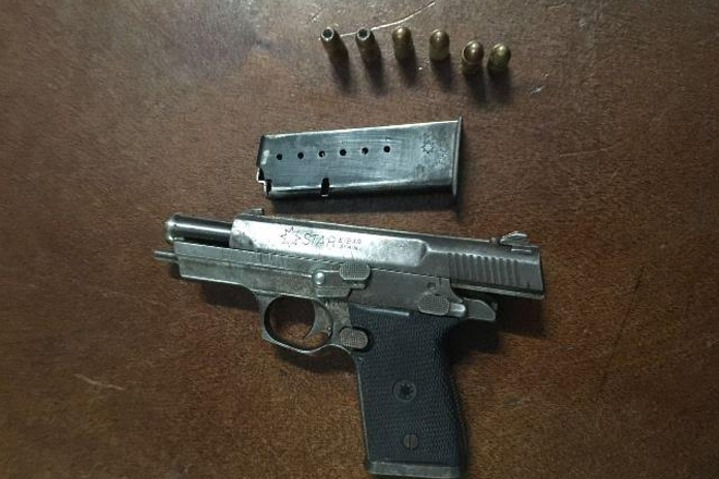 Police Remove another Illegal Firearm from Streets