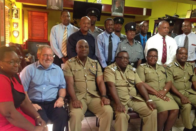 Two confirmed as inspectors, eight promoted to acting inspector