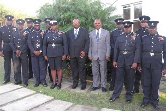 Premier Amory endorses Police Security Plan