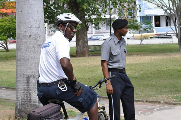 Crime falls 62 percent in St. Kitts and Nevis