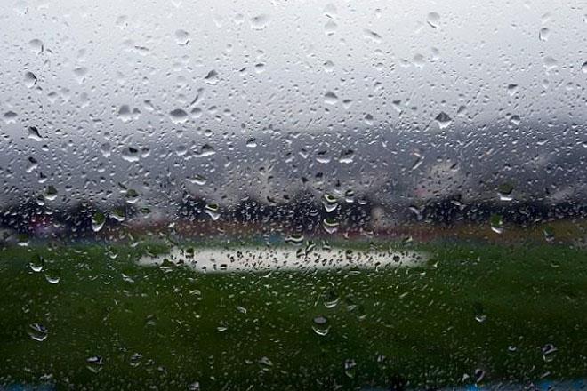Rain washes out Pre School Fun Day
