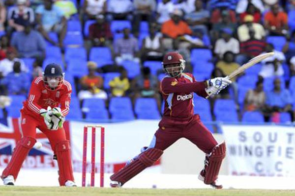 Ramdin ton not enough to save Windies