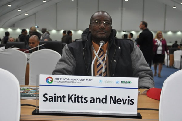 St. Kitts and Nevis in Forefront of Biodiversity Board