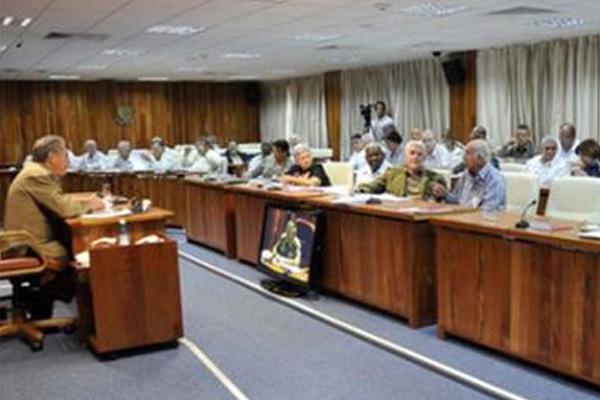 Huge economic challenge ahead, says Cuban president