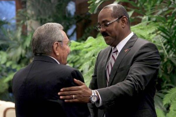 CARICOM chair welcomes US-Cuba rapprochement