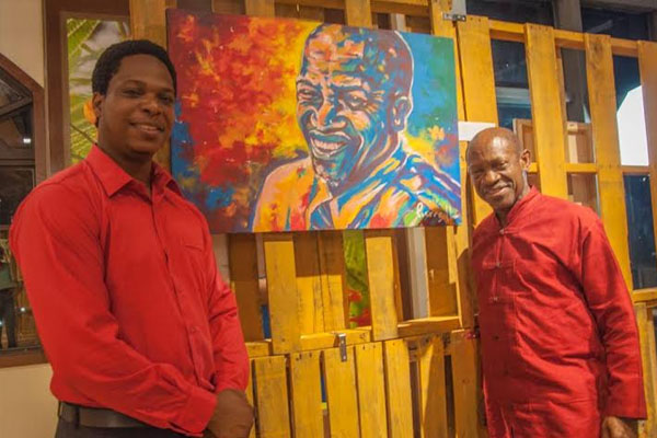 PM salutes organizers of Inaugural Art Benefit Event