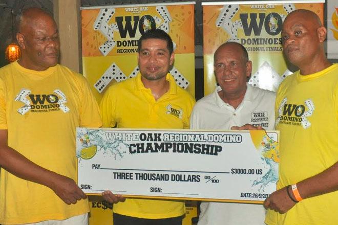 Dominica wins 2015 Regional Domino Championship