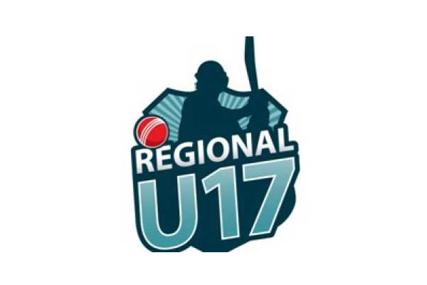 Results from first round matches in the Regional Under-17 Tournament at Louis D'Or: Trinidad & Tobago won by 4 wickets