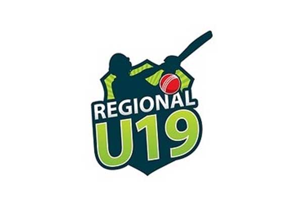 Squad lists for Regional Under-19 Tournament