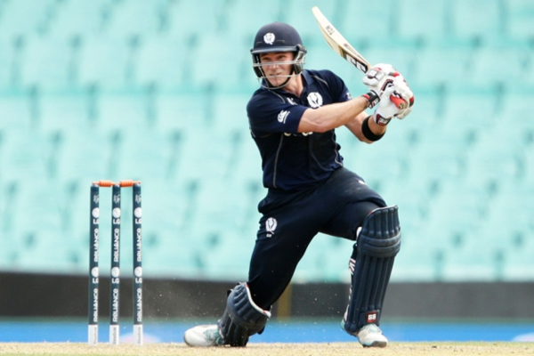 Scotland gives West Indies a scare