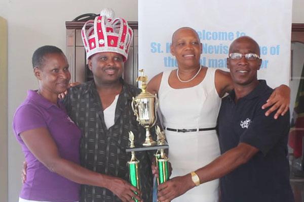 Richie Buntin wins Leeward Islands Calypso contest