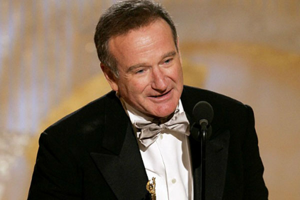 Actor Robin Williams commits suicide