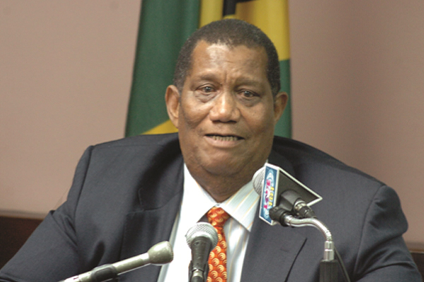Minister Liburd expresses sadness at death of Jamaica's agriculture minister