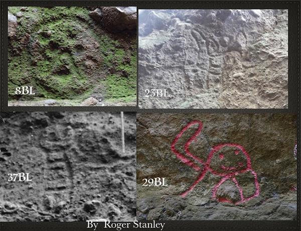Hidden Carib Petroglyphs Found in St. Kitts