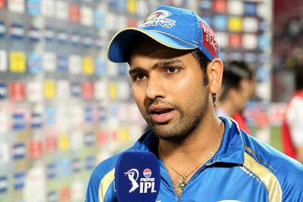 Rohit Sharma Hits Record Score