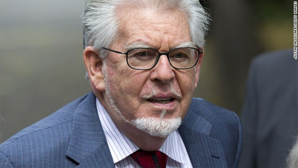 Entertainer Rolf Harris sentenced to 5 years, 9 months for abusing girls