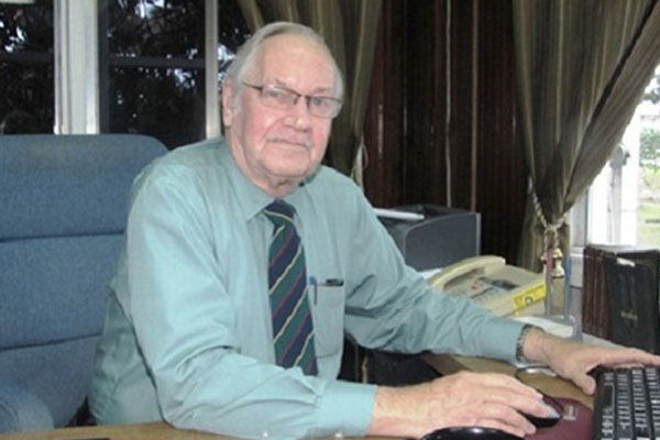 Guyanese private sector stalwart Ronald Webster dies