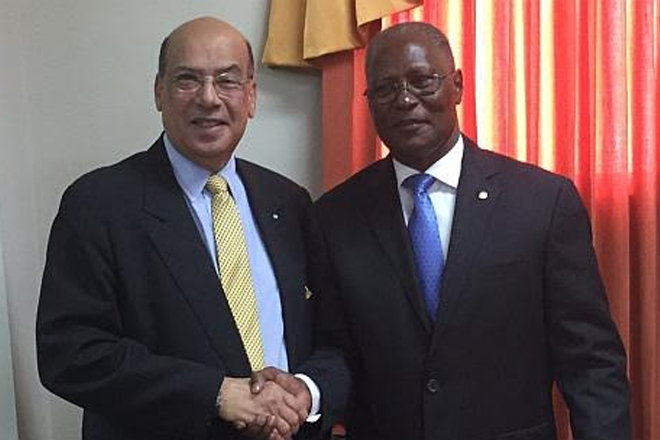 OAS delegation welcomes constructive discussions in Haiti