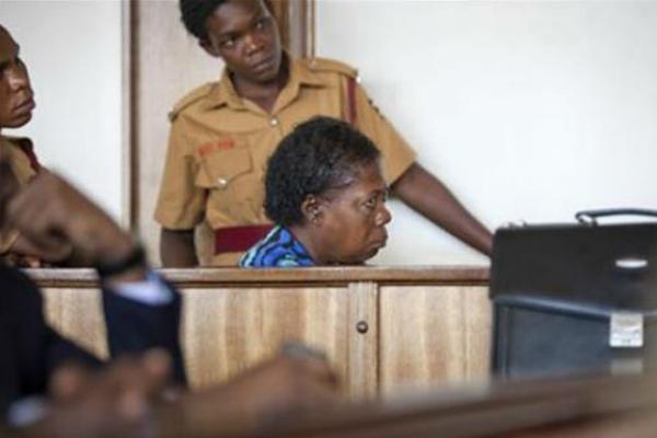 Uganda nurse jailed in HIV transmission case