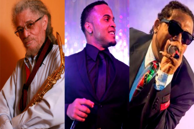 Trinidad's Roy Cape All Stars To Feature Antigua And St.Kitts Soca Monarchs At St.Kitts Music Festival