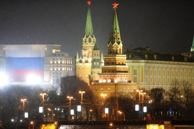 Russia Expels US Diplomats In Tit-For-Tat Row