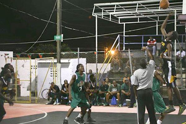 Challengers and Cotton Ground draw first blood in SKNABA Epic Final Four Series