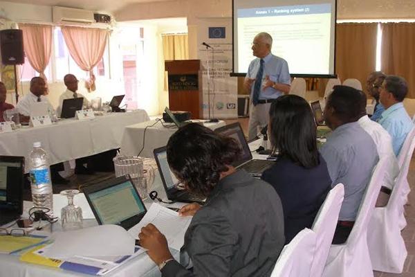 St. Kitts hosts National Standardization Strategies Training Course
