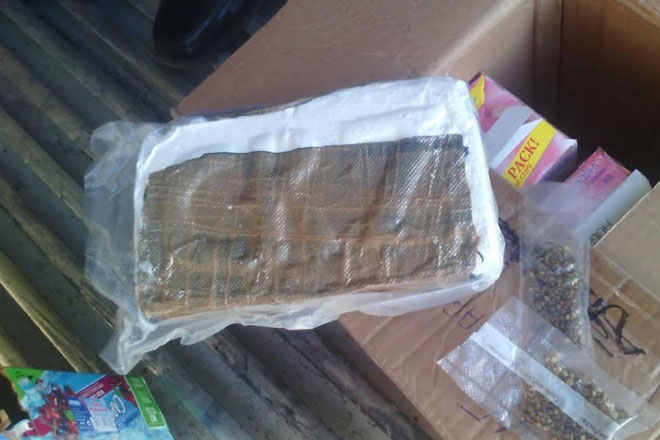 Customs Uncovers Almost $90,000.00 Worth of Drugs