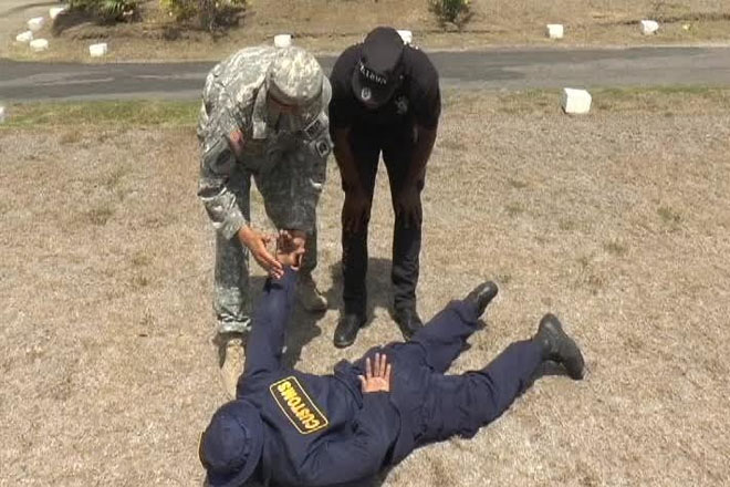Defence Force and US Military Exchange