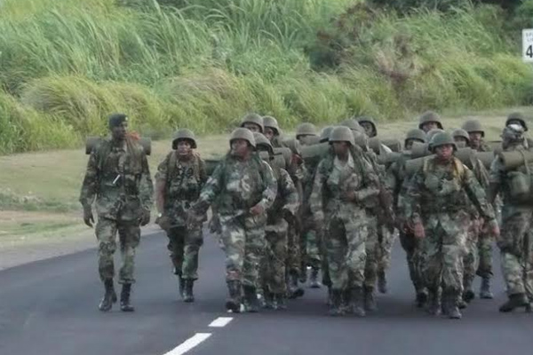 St .Kitts Nevis Defence Force Commemorates 47th Anniversary of armed attack on Camp Springfiled
