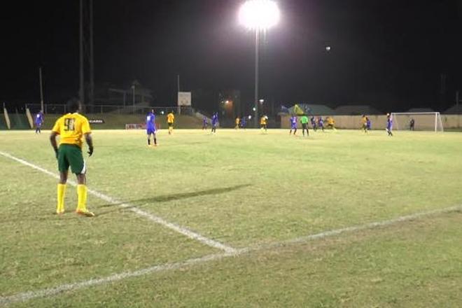 8-Goal Thriller at Warner Park
