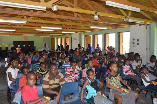 Safety Camp burns Important Messages in Youth