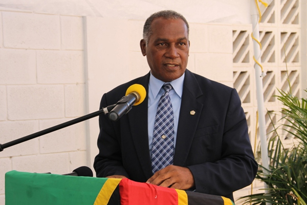 Premier Amory lauds efforts of Fire Officers on Nevis