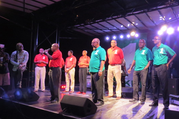 PM Douglas: Contract for Progress solidifies the future of both islands as one nation
