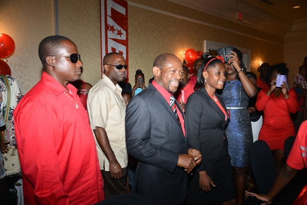 Prime Minister Douglas lays out solid reasons for a fifth consecutive term for his St. Kitts-Nevis Labour Party