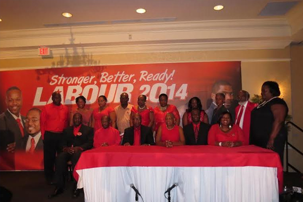 PM Douglas re-elected Labour Party leader for 26th consecutive year