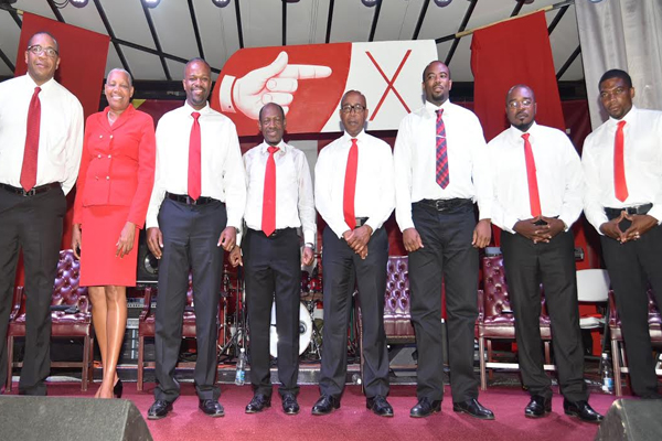 PM Douglas says his sixth Winning Labour Team will take St. Kitts and Nevis to a higher level