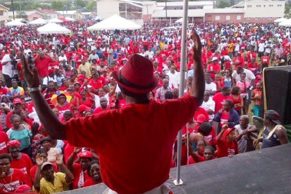 Red Out Rally and Party, Church Service to mark 4th Anniversary of 4th Term