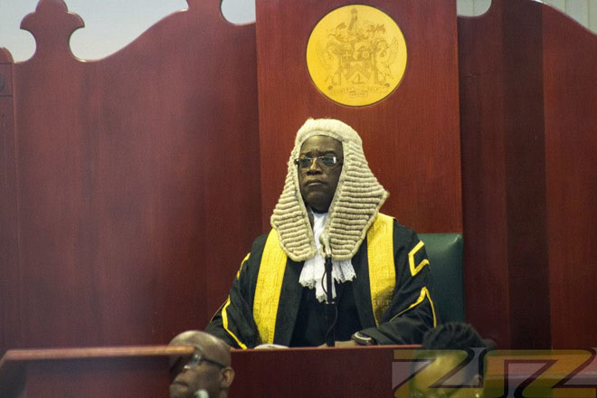 Opening of National Assembly; Speaker Brand Pledges to be a Model of Good Governance