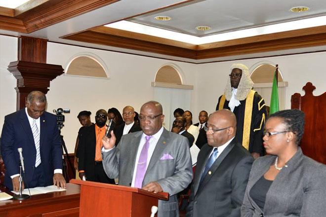 """Decorum, Respect, Order – Values of New Parliament,"" says PM Harris"