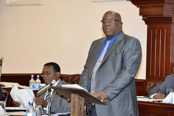 Parliamentarians Meet at National Assembly Sitting