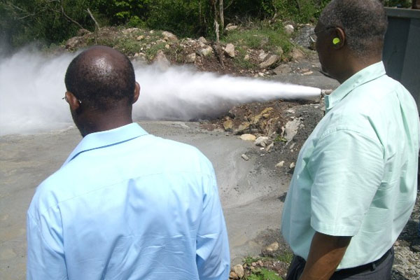 OAS assistance to St. Kitts and Nevis in alternative and renewable energy highlighted