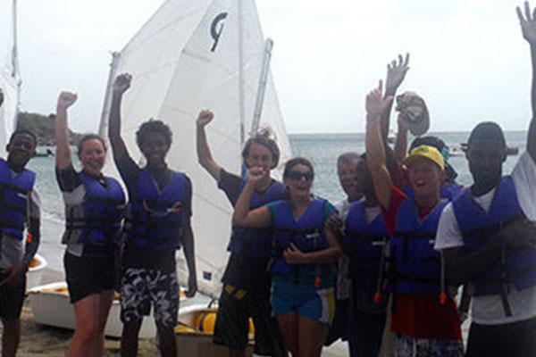 SKNSA prepares for first ever sailing summer camp