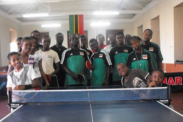 2014 Laverne Merritt National Table Tennis Championships