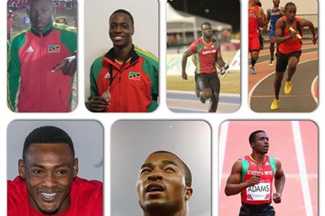 St. Kitts-Nevis Relay Team qualifies for Rio 2016