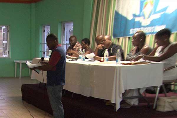 SKTU discusses BHS issues at Public Forum